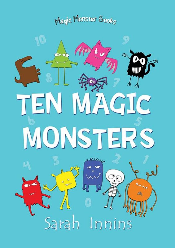 Ten Magic Monsters