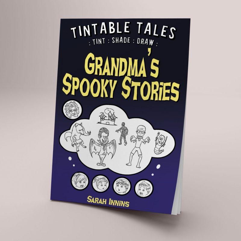 Tintable Tales: Grandma's Spooky Stories