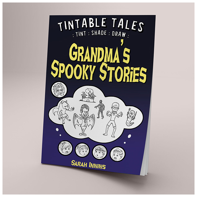 Tintable Tales: Grandma's Spooky Stories