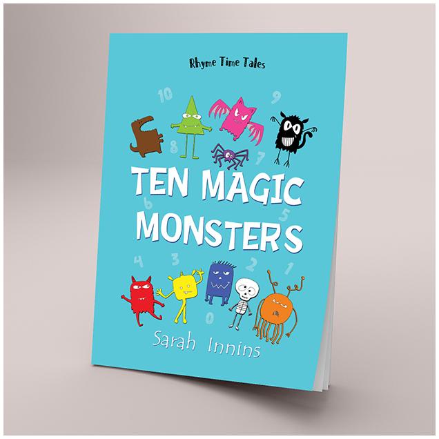 Ten Magic Monsters